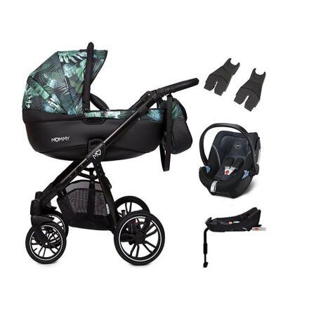 Výhodný set Baby Active Mommy Summer 2019 + autosedačka Cybex Aton 5 + Báze ISOFIX