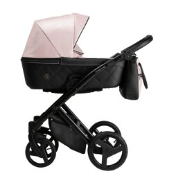 Kočárek Tutek Diamos VX dvojkombinace light pink