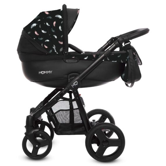 Kočárek Baby Active Mommy Summer 2019 dvojkombinace Air
